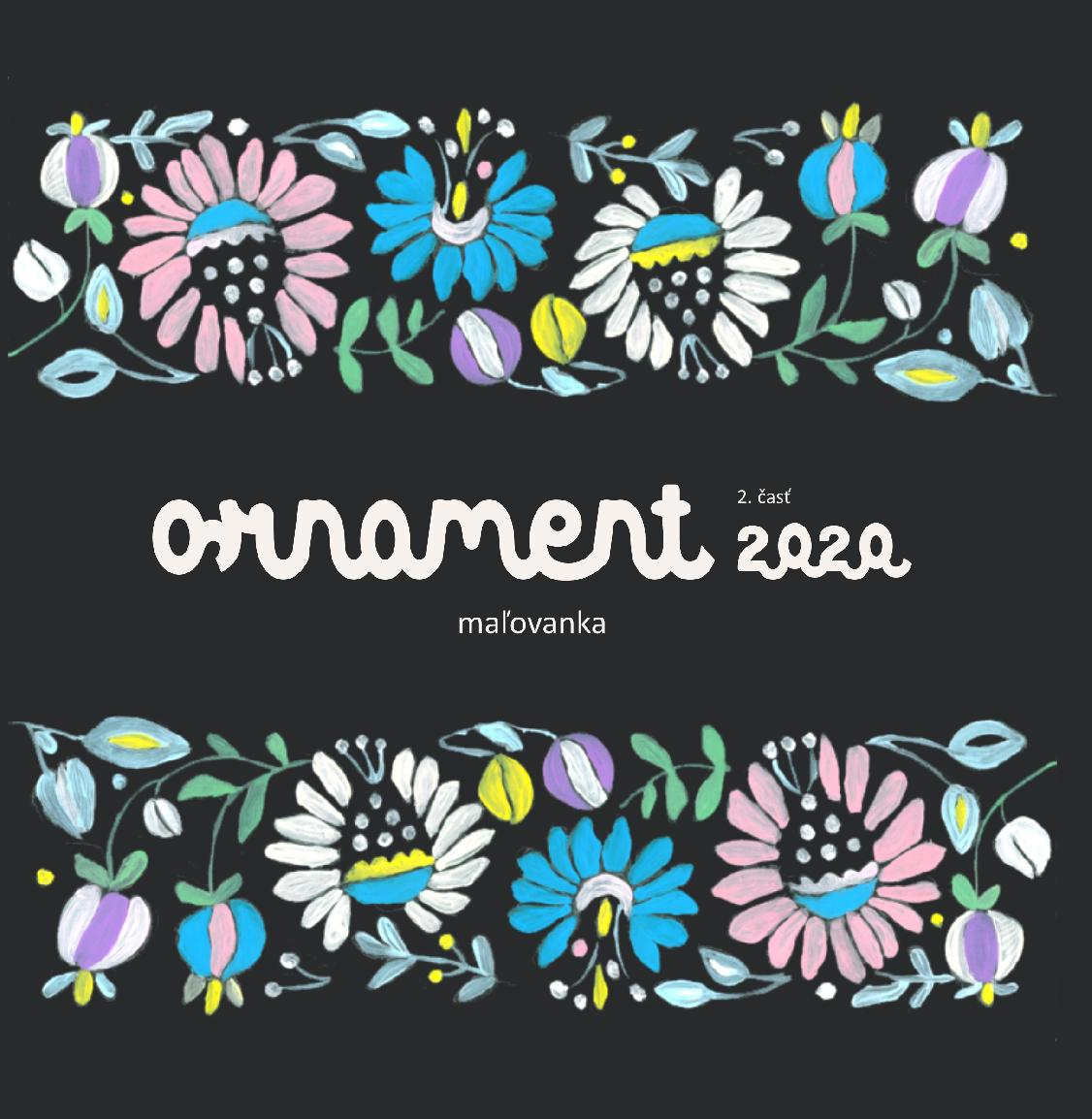 Ornament 2020 v okrese Žiar nad Hronom