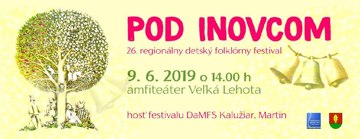 Detský folklórny festival Pod Inovcom